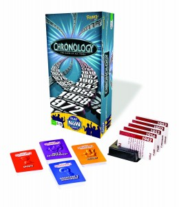 Chronology | Trivia Card Game