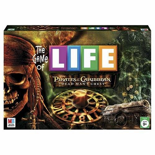 Disney Doppelgangers Pirates Edition: Live The Life You've Always Wanted On A Board Game