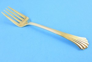 Electroplated Flatware: Utensils With Lustrous Coating