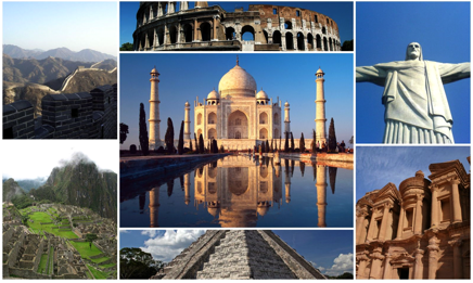 Album The Seven Ancient Wonders of the World