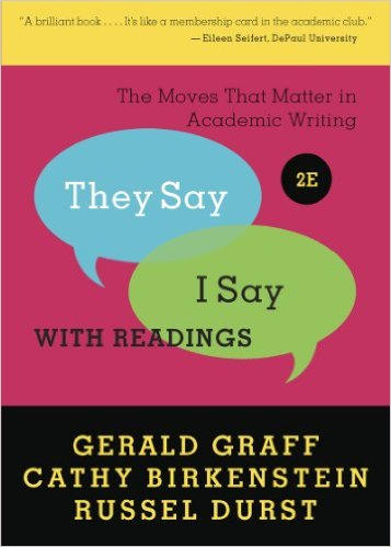 The Say, I Say Book