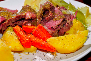 1.	Corned Beef and Cabbage